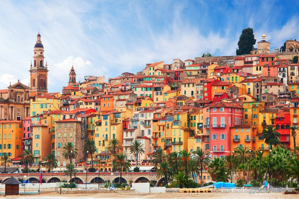 The 25 Most Colorful Cities In The World Nice France Beach Nice France Places To Visit