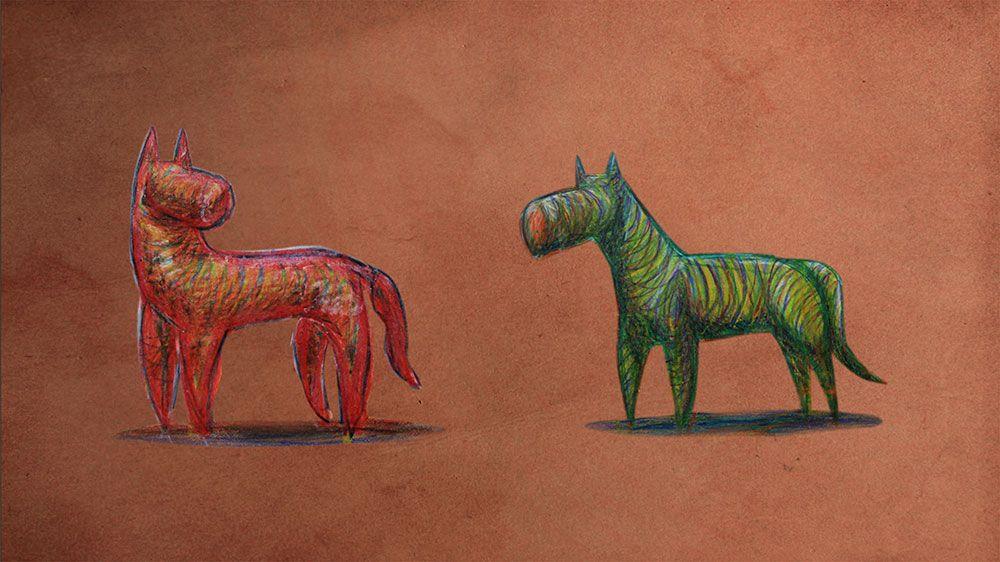 €du∆rdo √.- drawings, colored pencils,crayons, digital composition-