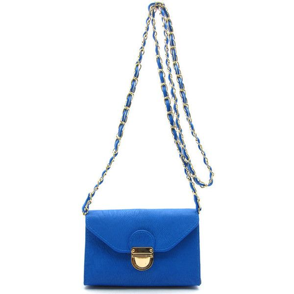 Audrey Blue Compact Messenger ($13) ❤ liked on Polyvore featuring bags, messenger bags, blue, white messenger bag, white bags, messenger bag, courier bag et blue messenger bag