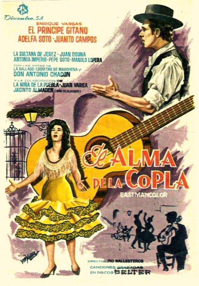 El alma de la Copla (1965) de Pío Ballesteros tt0058895