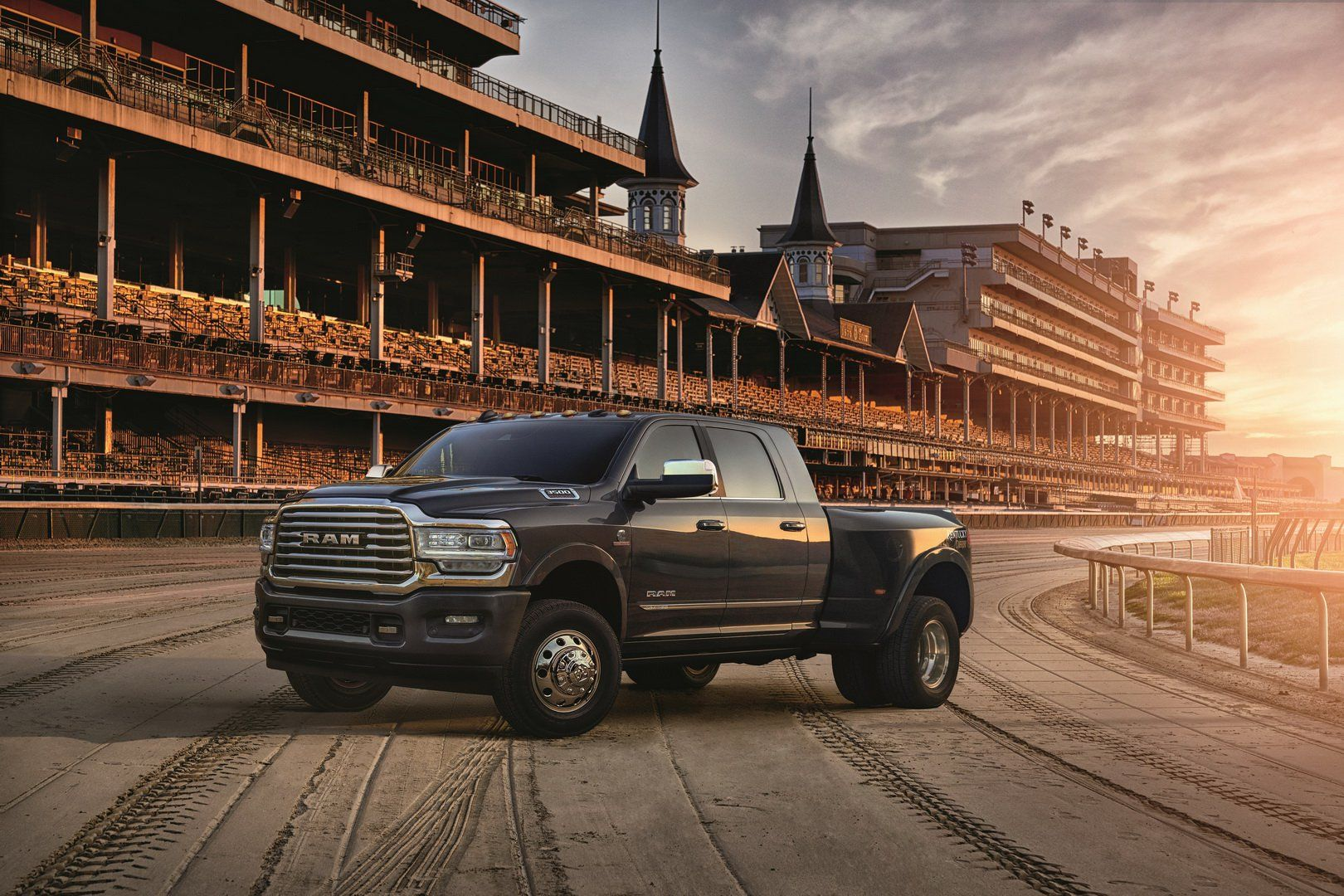 Ram Heavy Duty Trucks Celebrate Kentucky Derby With