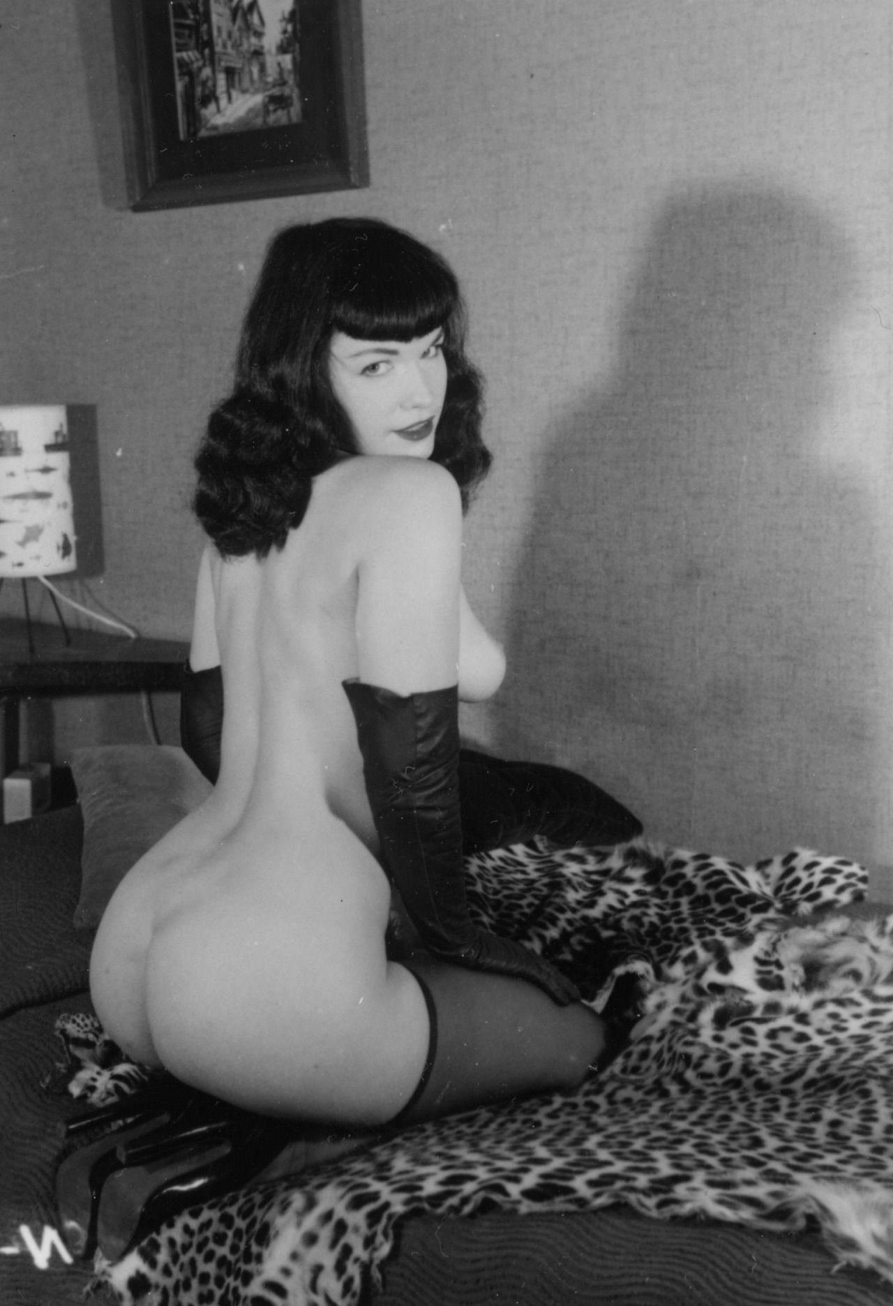 Bettie page tumblr