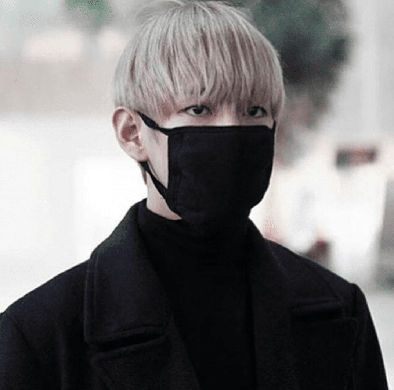 Cokodive K Star Black Mask