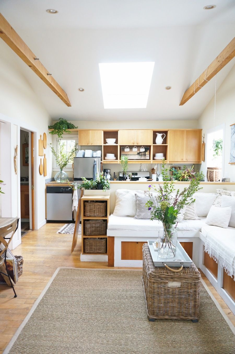 a cottage small on space and big on design savvy small cottage interiors small space design on kitchen interior small space id=98181