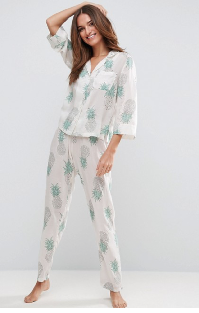 Sleepwear & Robes Shop For Cheap Asos Womens Pyjamas In Many Styles