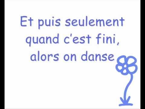 Stromae Alors On Danse Lyrics Ecouter J Aime Alors On Danse