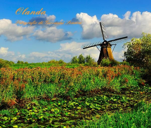 Haga clic para obtener una vista previa Olanda libro de fotografías