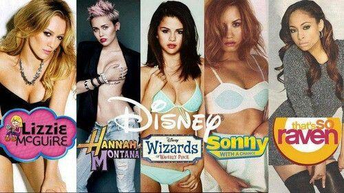 Lol Disney Girls Hannah Montana Thats So Raven Sonny With -6797