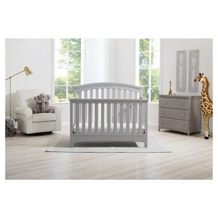 Pleasant Delta Children Emerson 4 In 1 Convertible Crib Nursery Pdpeps Interior Chair Design Pdpepsorg