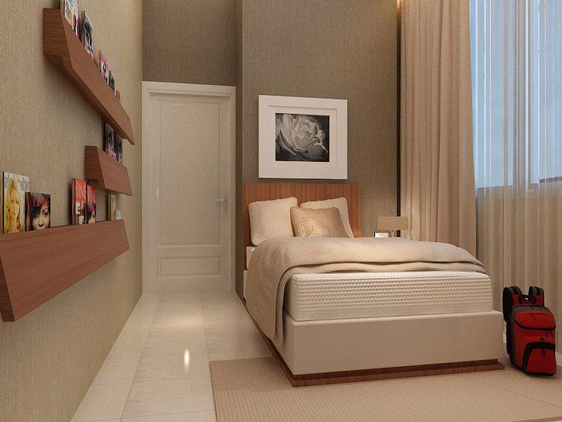 demikianlah beberapa tips cara desain kamar tidur