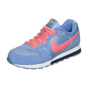 46c8c648a0e8 Nike Sportswear MD Runner 2 Sneaker hellblau orange   Sneaker bei OUTFITTER
