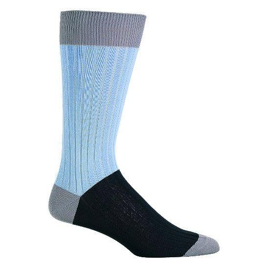 WTP Colorblock Rib Sock | ColeHaan