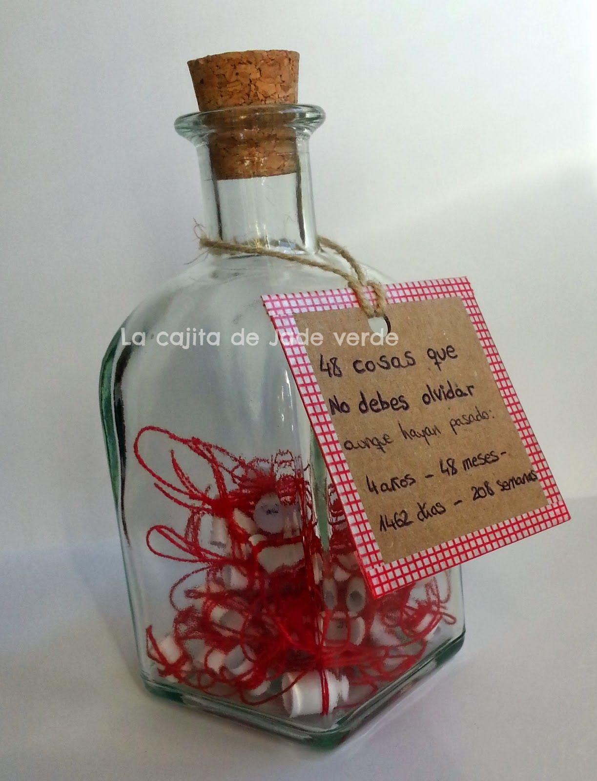 La cajita de jade verde febrero 2014 manualidades - Detalles romanticos originales ...