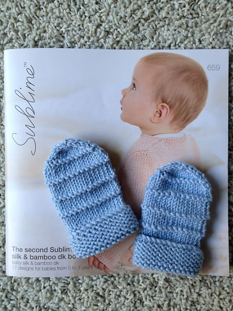 Sublime Little Cyril Mitts Sign up with Ravelry, free, for pattern ...