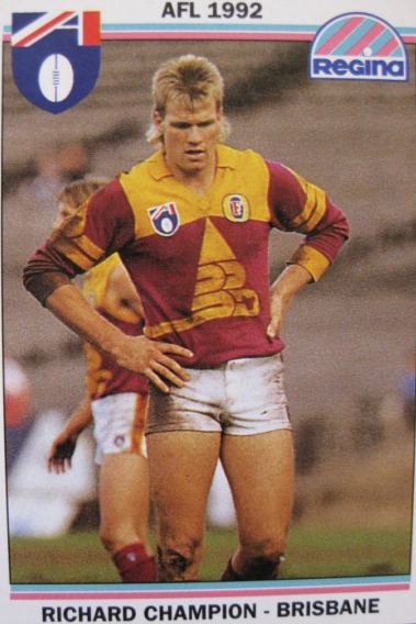 Australian Football Richard Champion Player Bio In 2020 Afl Australian Football Players
