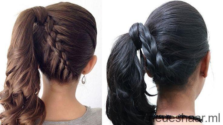 Einfache Frisuren Für Kinder Und Schülerinnen Neueste Frisuren Für
