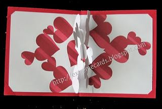 Pin On Valentine Cards And Paper Crafts