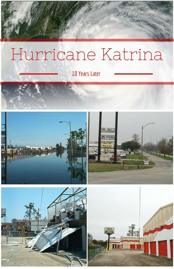 Hurricane Katrina 10 Years Later My U Haul Story Hurricane Katrina Hurricane Katrina