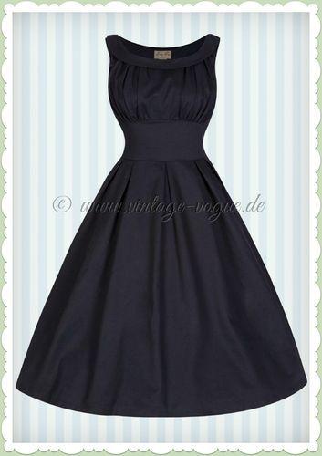 Lindy Bop 50er Jahre Rockabilly Retro Petticoat Kleid Selema Schwarz 50 Jahre Kleider Kleider Vintage Kleider