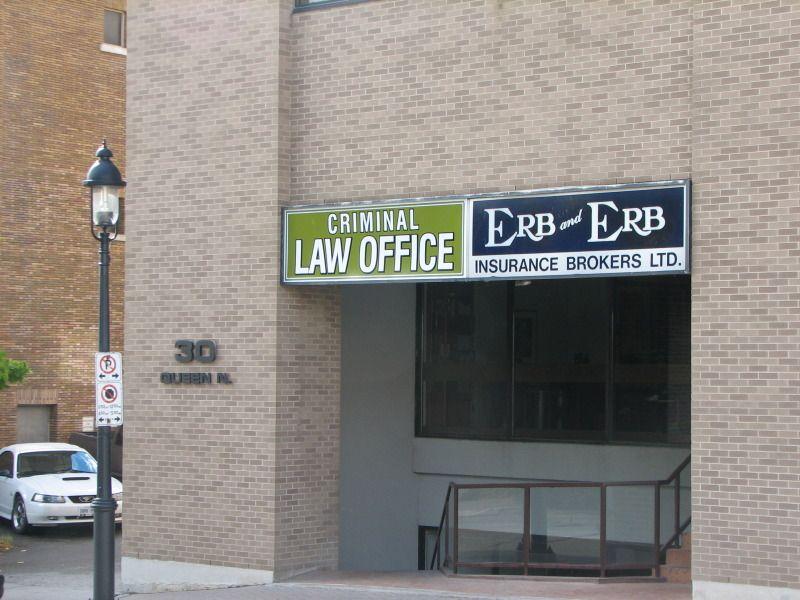 Criminal law office kitchener ontario waterloo ontario