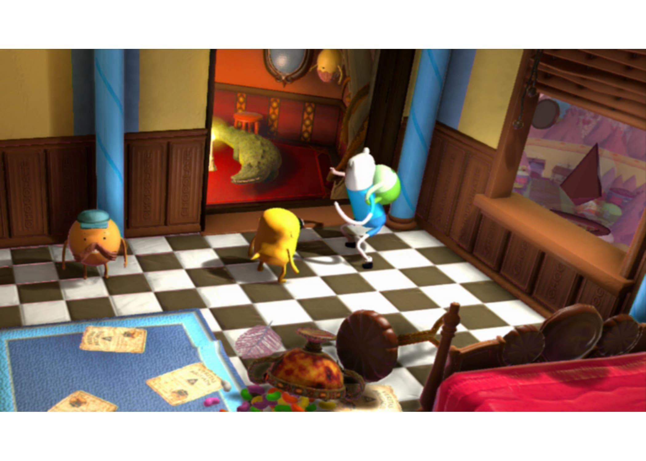 Buy Adventure Time Finn Jake Investigations On Wii U Game