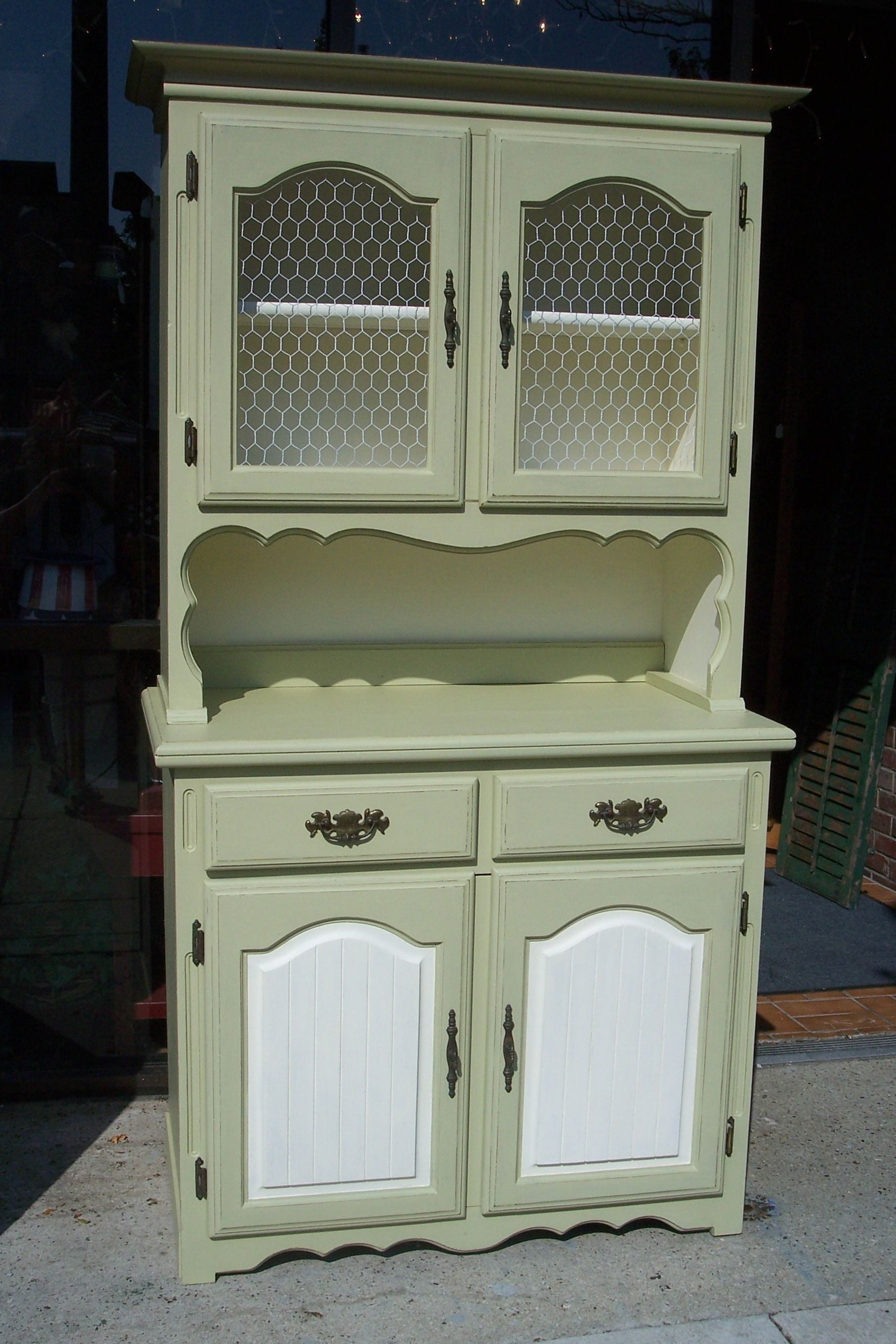 how and incredible bless for mess concept files popular this paint antique to kitchen furniture vintage hutch