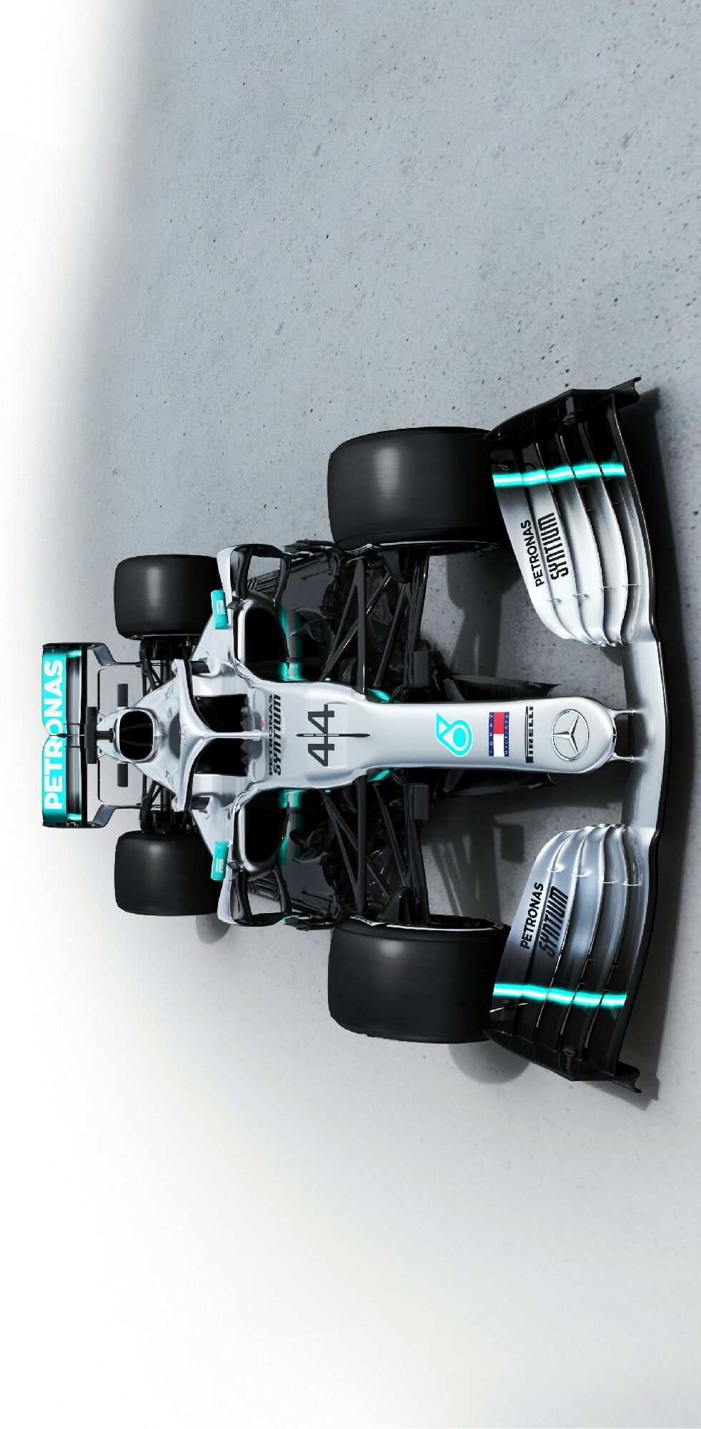 2019 Mercedes Amg Petronas W10 Formula 1 Enhanced By Keely