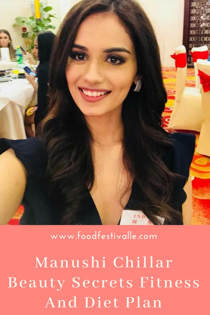 Manushi Chillar Beauty Secrets, Fitness, Diet Plan