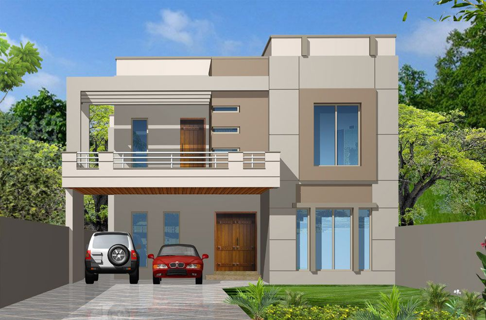 Front Elevation For My House : Modern european house designs pesquisa do google