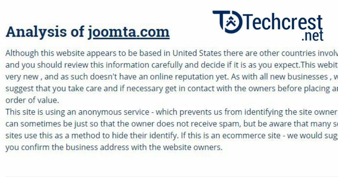 Joomta com is a newly acclaimed pay per free signup