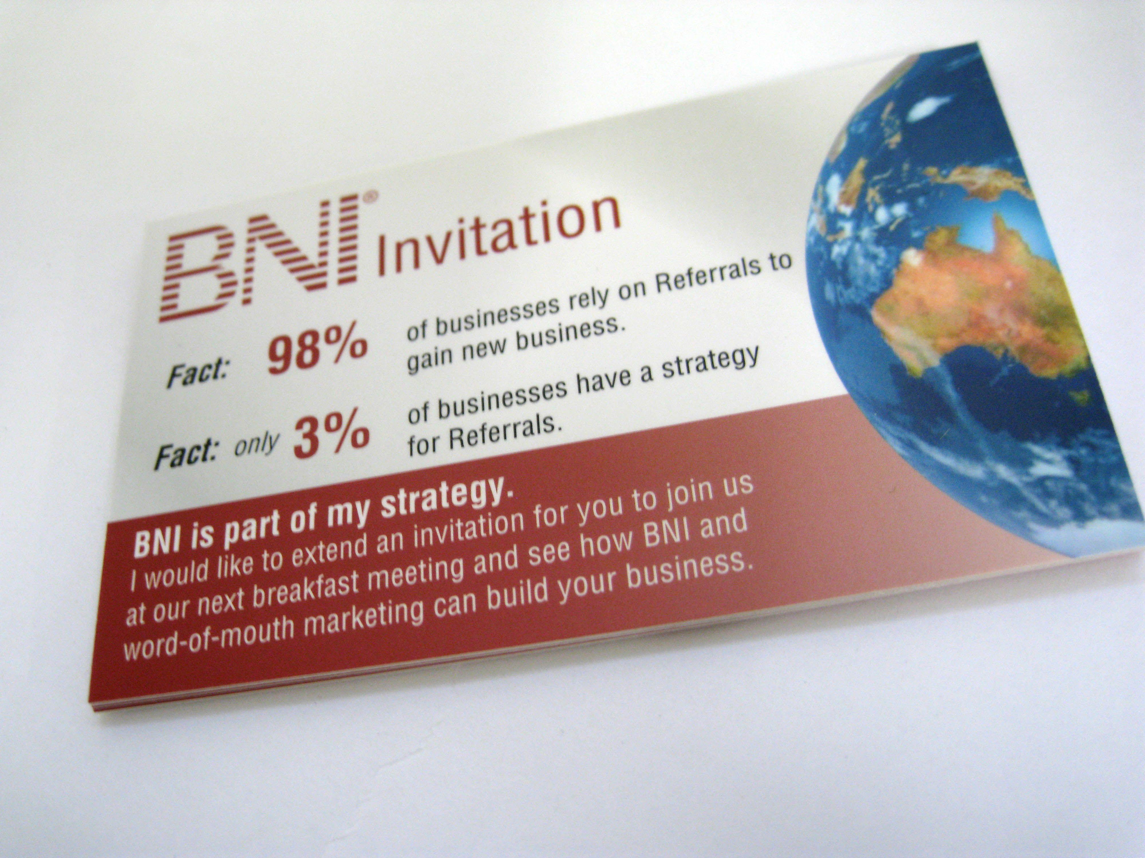 BNI Business Cards - Design & Print | BNI Masters Chapter Rosebank ...