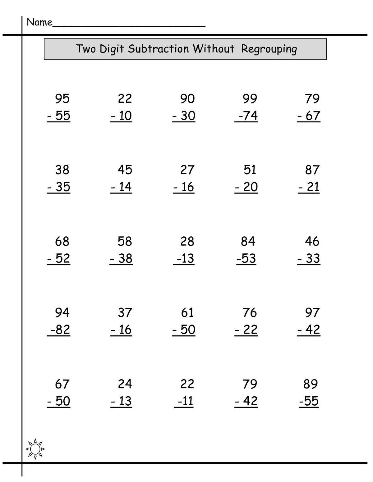Image Result For Addition Worksheets For Kindergarten