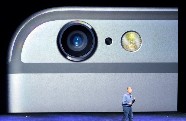 Apple's iPhone 6 New Photography Features - LightBox