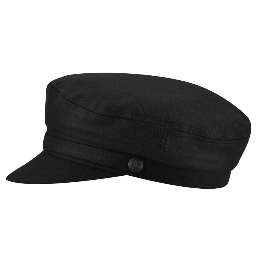 King Star Men Summer Flat Top Army Cadet Style Military Hat Baseball Cap