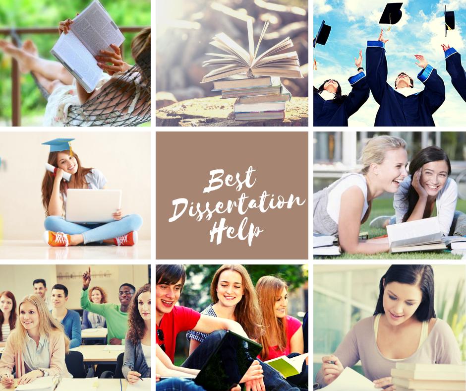 Get help writing a dissertation book