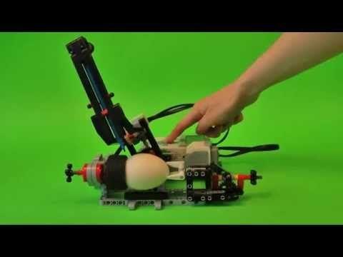 ROBOTIC EGG DECORATOR FOR MINDSTORMS EV3   LEGO Mindstorms   LEGO ...