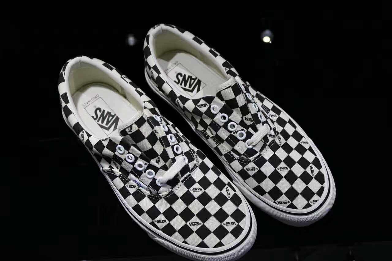 Vans Classic Era Skate Black White Skate Shoes For Sale  Vans  c074f5566
