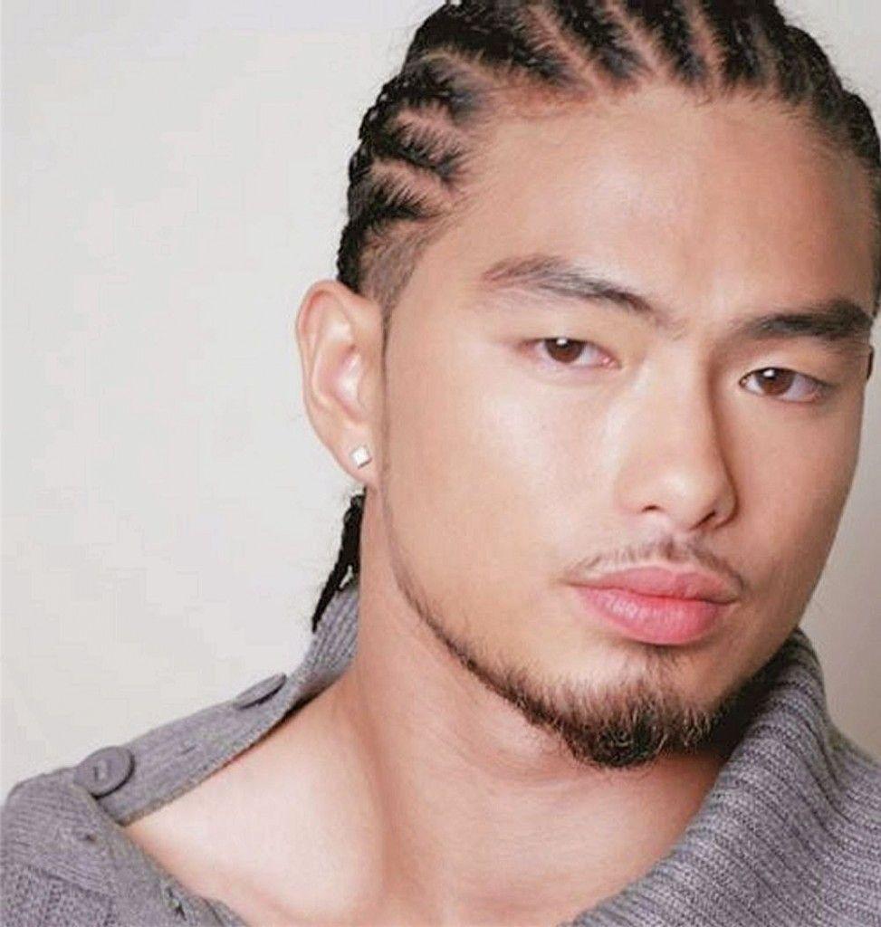 Asian men medium hairstyle cool asian hairstyles men