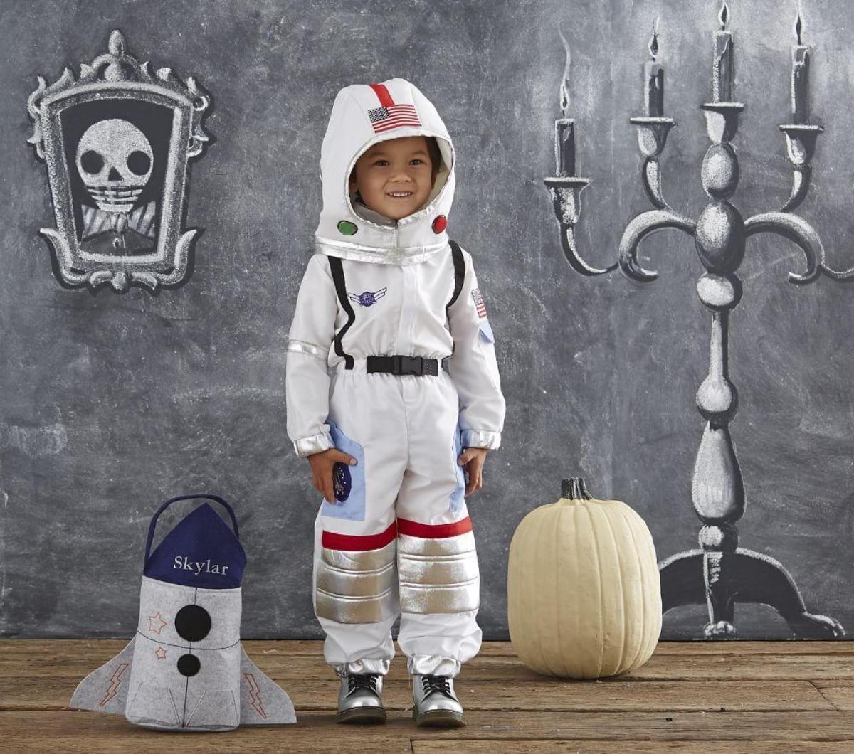 astronaut costume | pottery barn kids | ideas for mo | pinterest