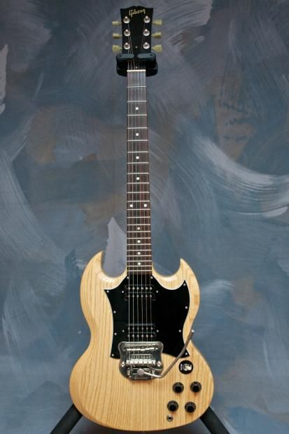 Gibson SG with Stetsbar Tremolo | Other instruments worth noting