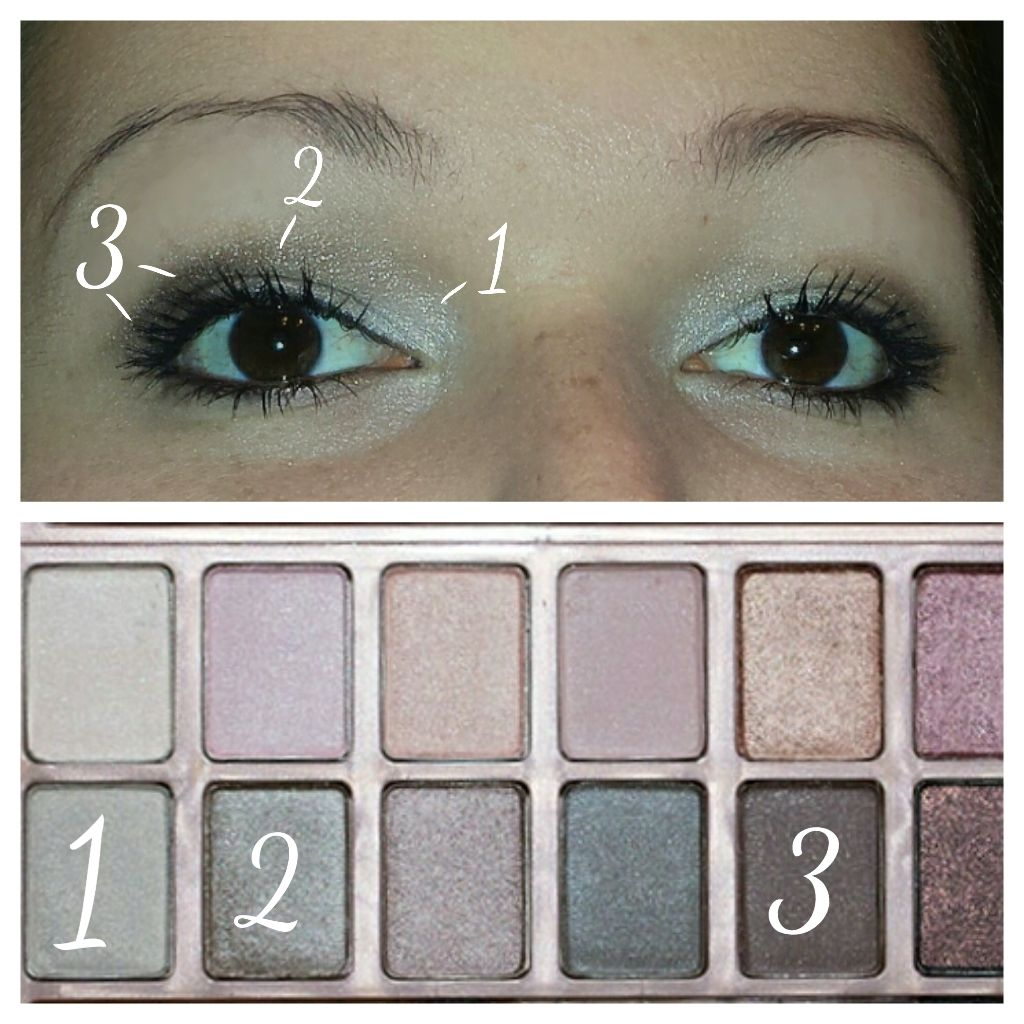 Maybeline The Blushed Nudes Tutorial Naked 3 Dupe  -6666