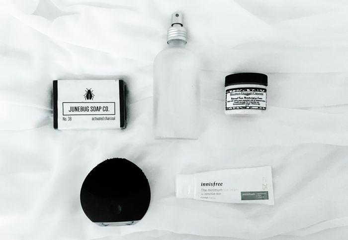My Minimalist Skin Care Routine Natural Skin Care Natural Skin