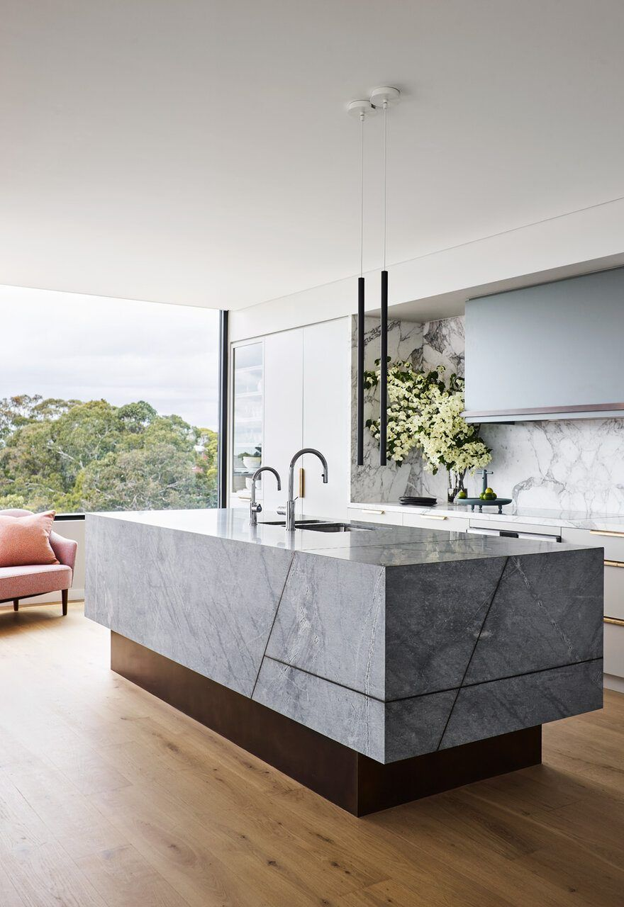 Contemporary Penthouse Home In Sydney By Arent Pyke Interior