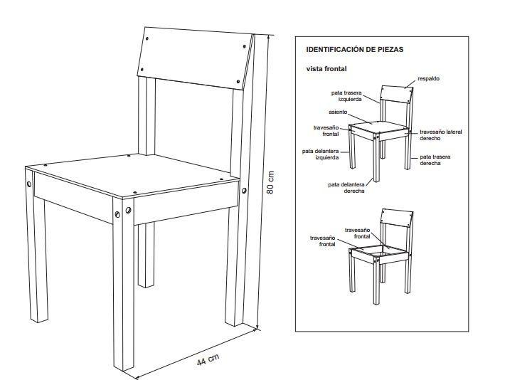 Planos para construir muebles de madera sistema para for Planos para muebles