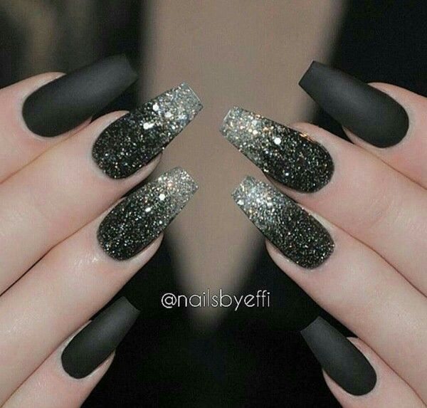 Halloween nails | Nail Art | Pinterest | Follow me, Starry nights ...