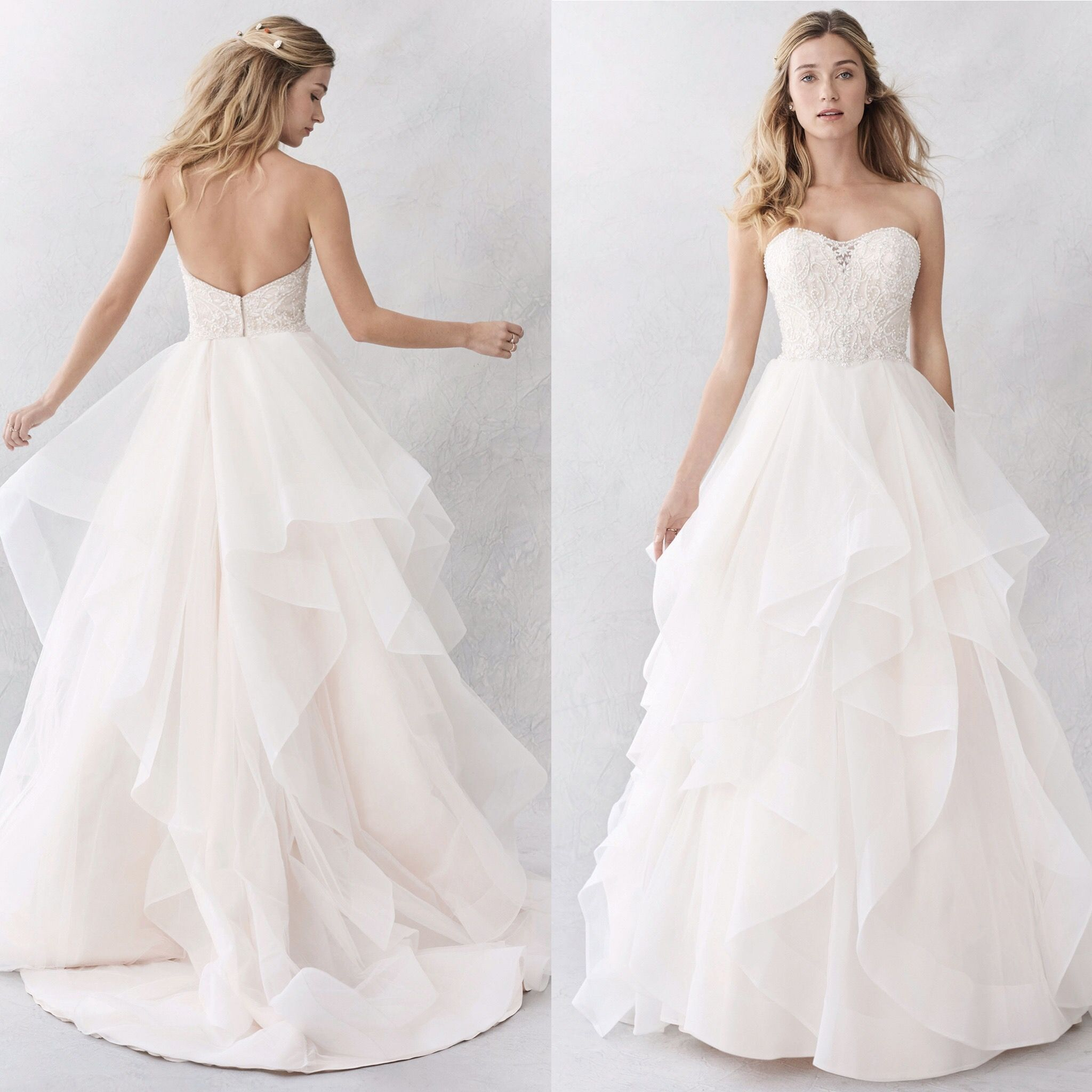 Want to win this bridal gown? Enter to win! Just call and schedule ...