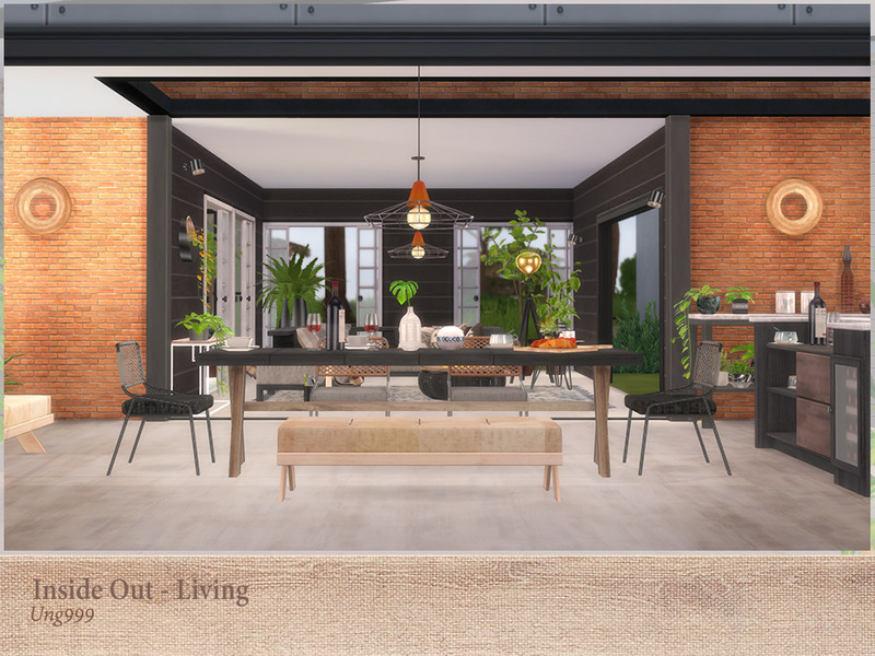 Pin by Kendra Travers on Sims 4 | Decor, Home decor, Dining