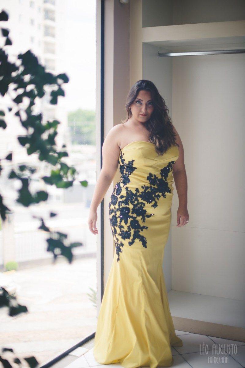 6d4d24560 Vestidos de festas para gordinhas Josephine Noivas | Elegant ...