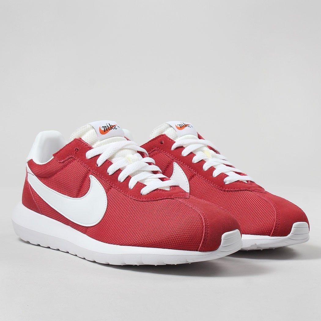 Nike Roshe Ld 1000 Fac Huaraches Rouges