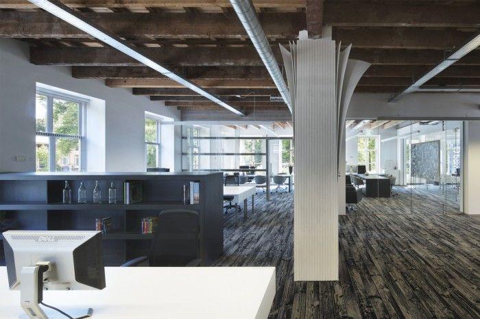 Kantoorinrichting Van Hypernuit : Office tour: born05 u2013 utrecht offices pinterest